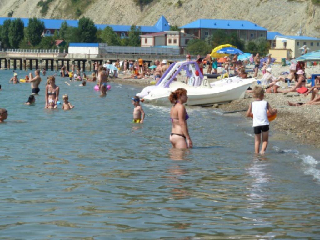 Пляжи Геленджика Карта и описание пляжей 52
